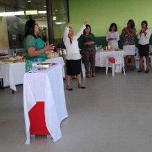 Chá com amigas - MSBN Torres Vedras
