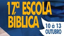 Inscreve-te para a 17ª Escola Bíblica