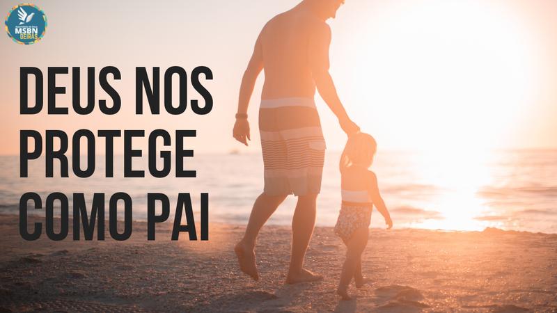 DEUS NOS PROTEGE COMO PAI | Pb Ageu Barbosa