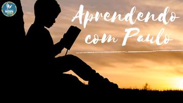 APRENDENDO COM PAULO | Antônio Soares