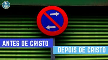 ANTES DE CRISTO, DEPOIS DE CRISTO