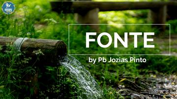 FONTE | Pb Jozias Pinto
