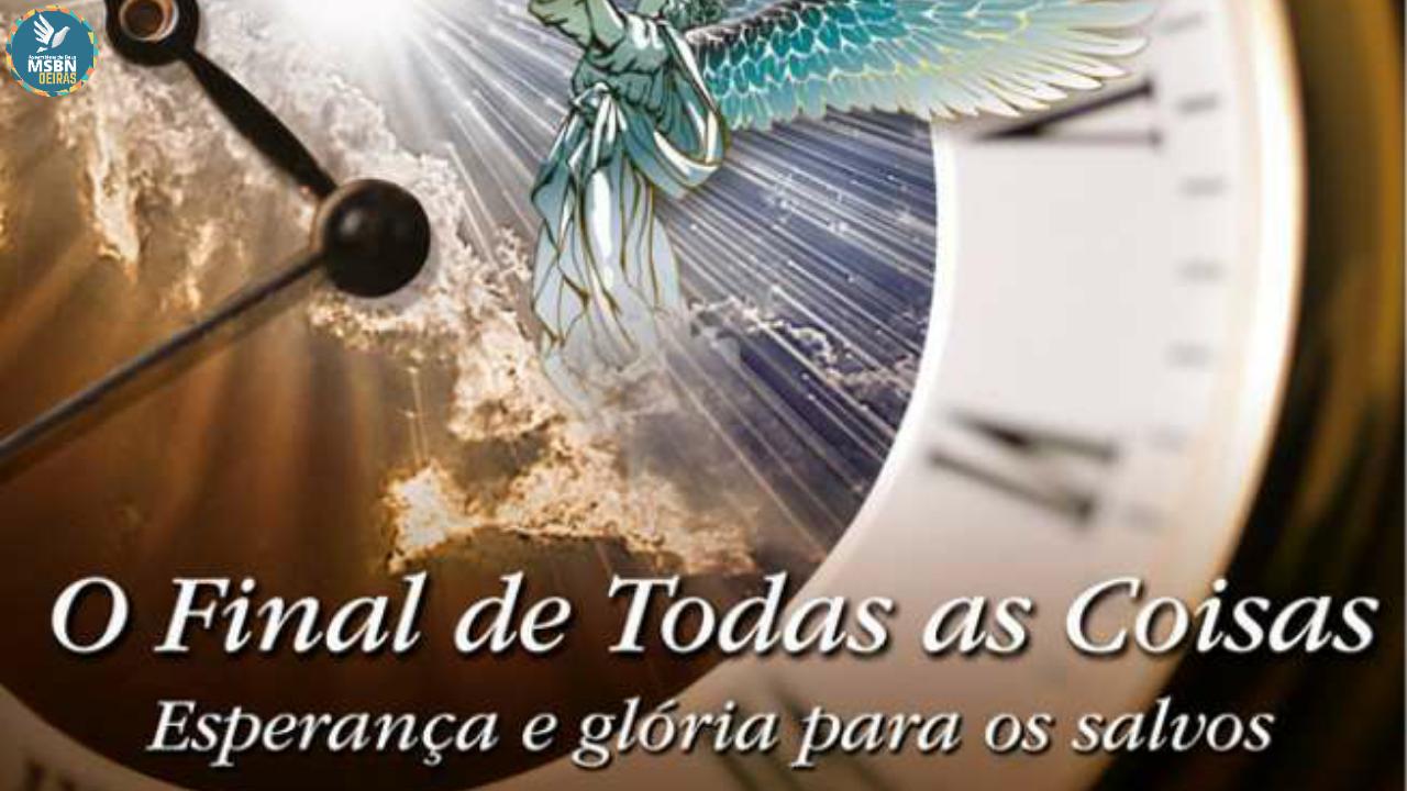 NOVOS CÉUS E NOVA TERRA | Pb Jozias Pinto