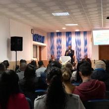 Confraternização de Jovens e Aniv. da Igreja - Silveira
