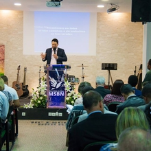 16ª Escola Bíblica - 12/05/2018