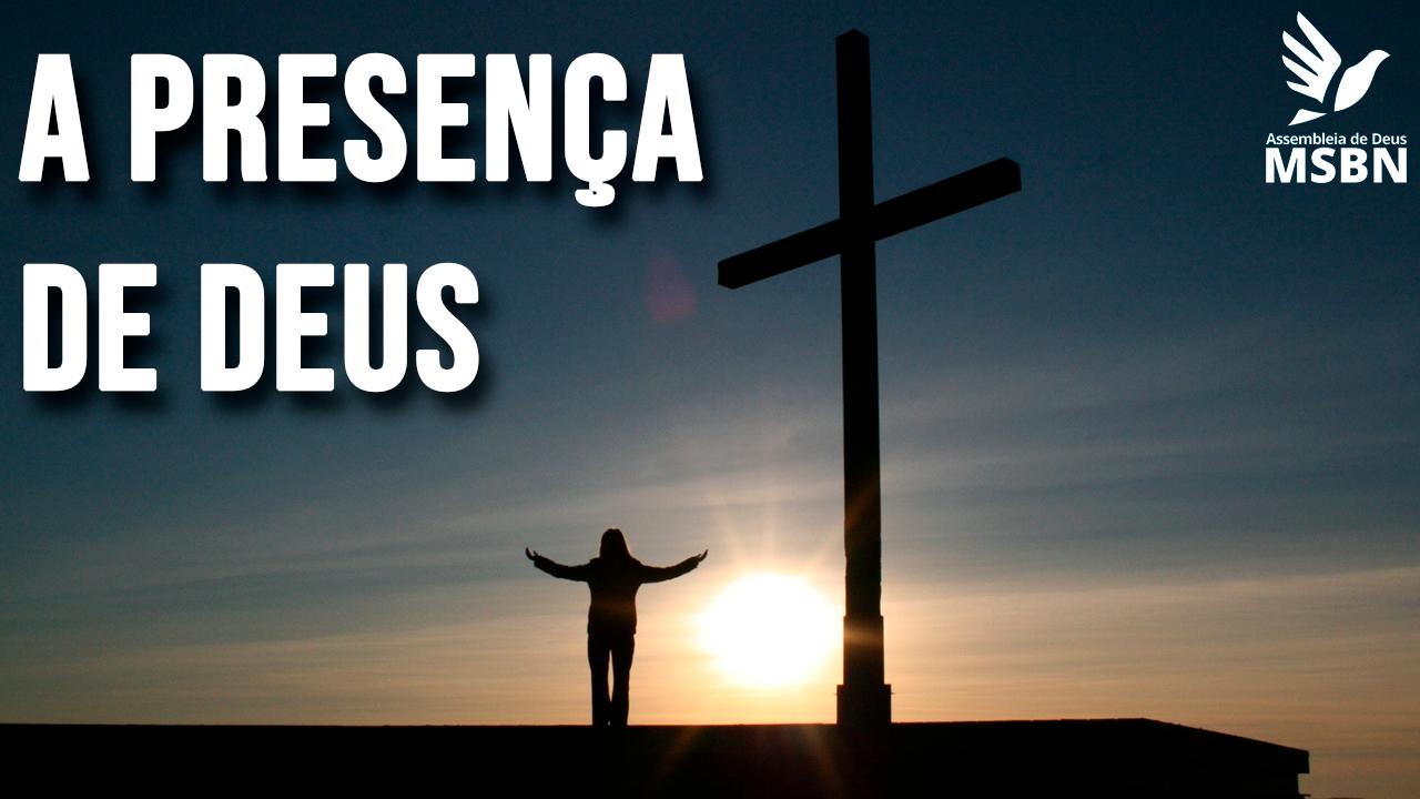 A PRESENÇA DE DEUS | Pr. Rômulo Santana