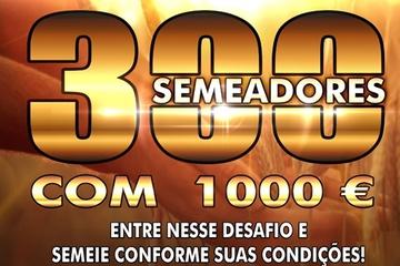 O projeto 300 Semeadores não parou com a pandemia