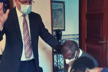 Silvio Quental assume a igreja em Montemor-o-Novo