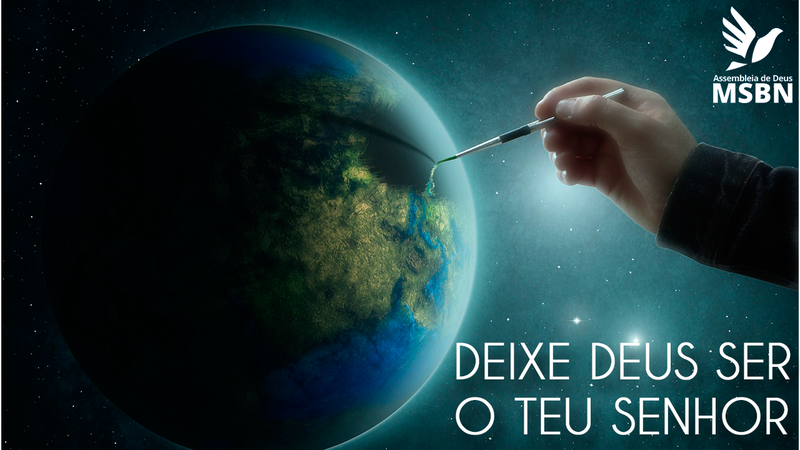 DEIXE DEUS SER O TEU SENHOR | Pr. Vagner Lisboa
