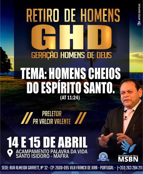 GHD Retiro 2018