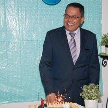 Aniversário do pastor Josué Moreira
