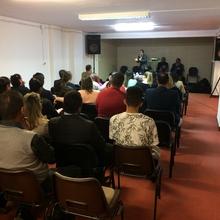 Inauguração da Igreja MSBN em Cruz de Pau