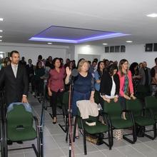 Inauguração de novo templo - Fernão Ferro