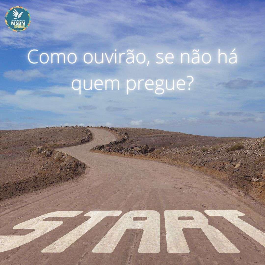 COMO OUVIRÃO, SE NÂO HÁ QUEM PREGUE? | Lucimara Gonçalves