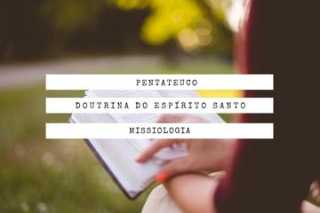 18ª Escola Bíblica - é tempo de aprender