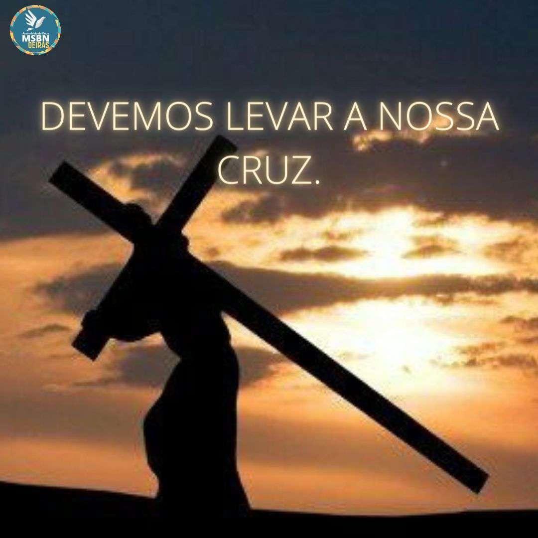 DEVEMOS LEVAR A NOSSA CRUZ | Pablo Fernandes