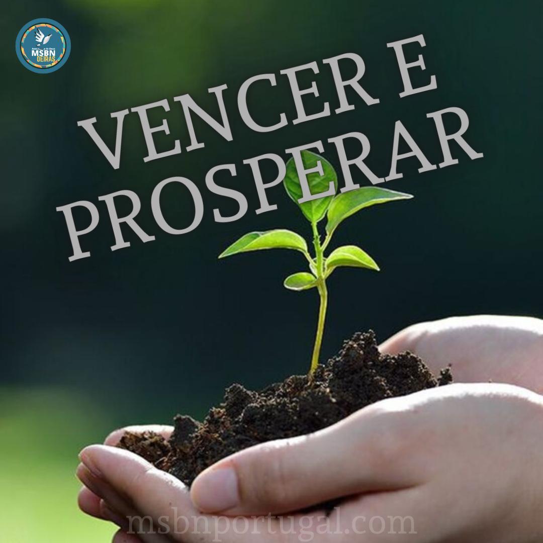 VENCER E PROSPERAR | Pr Josué Moreira Jr