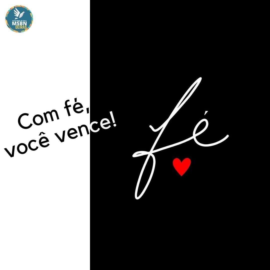 COM FÉ VOCÊ VENCE! | Pr Josué Moreira Jr.