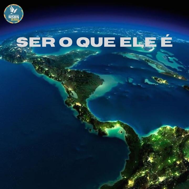 SER O QUE ELE É | Pr Josué Moreira Jr