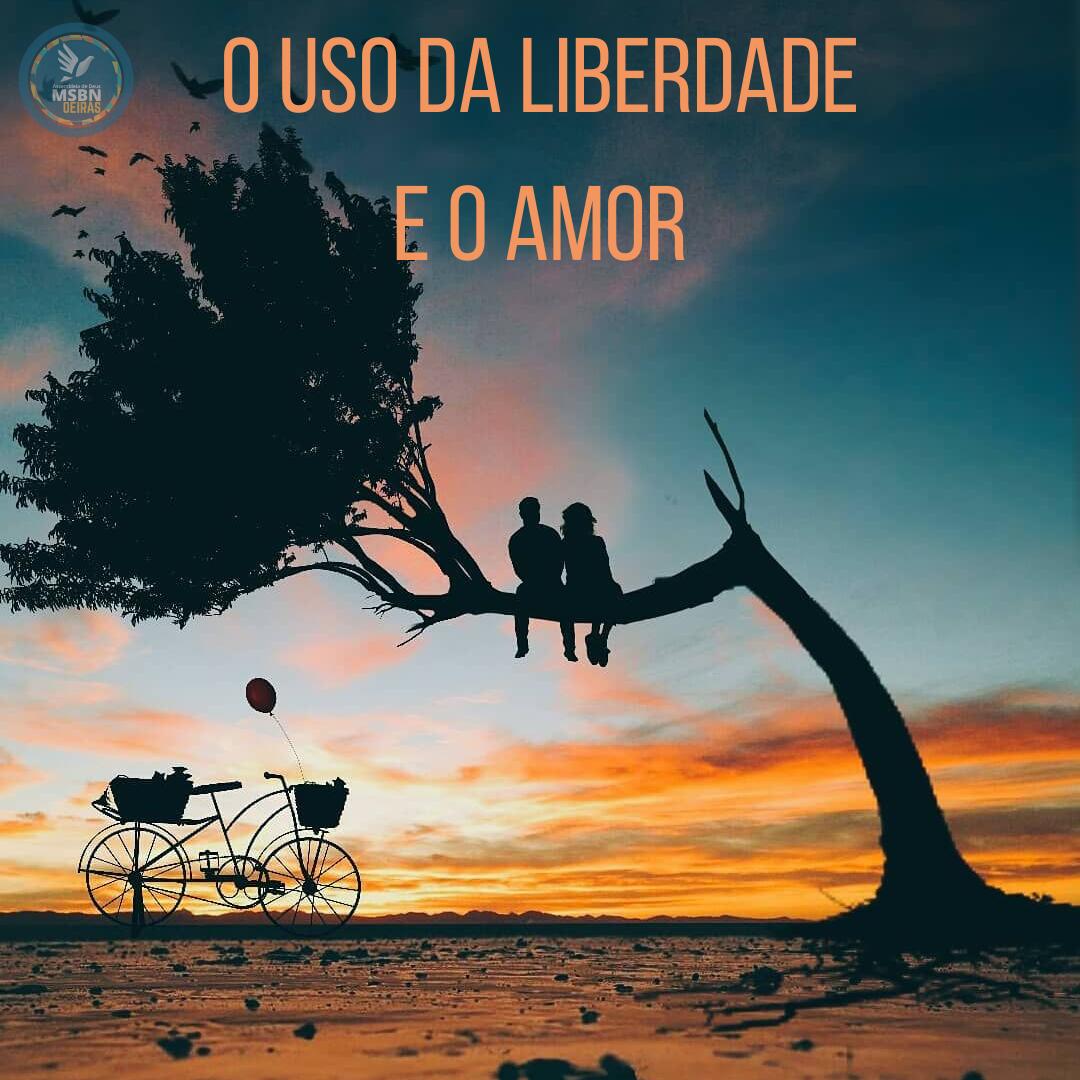 USO DA LIBERDADE E O AMOR | Pr Josué Moreira Jr