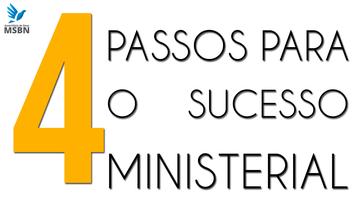 4 PASSOS PARA O SUCESSO MINISTERIAL | Vitor Pereira | MSBN Lisboa