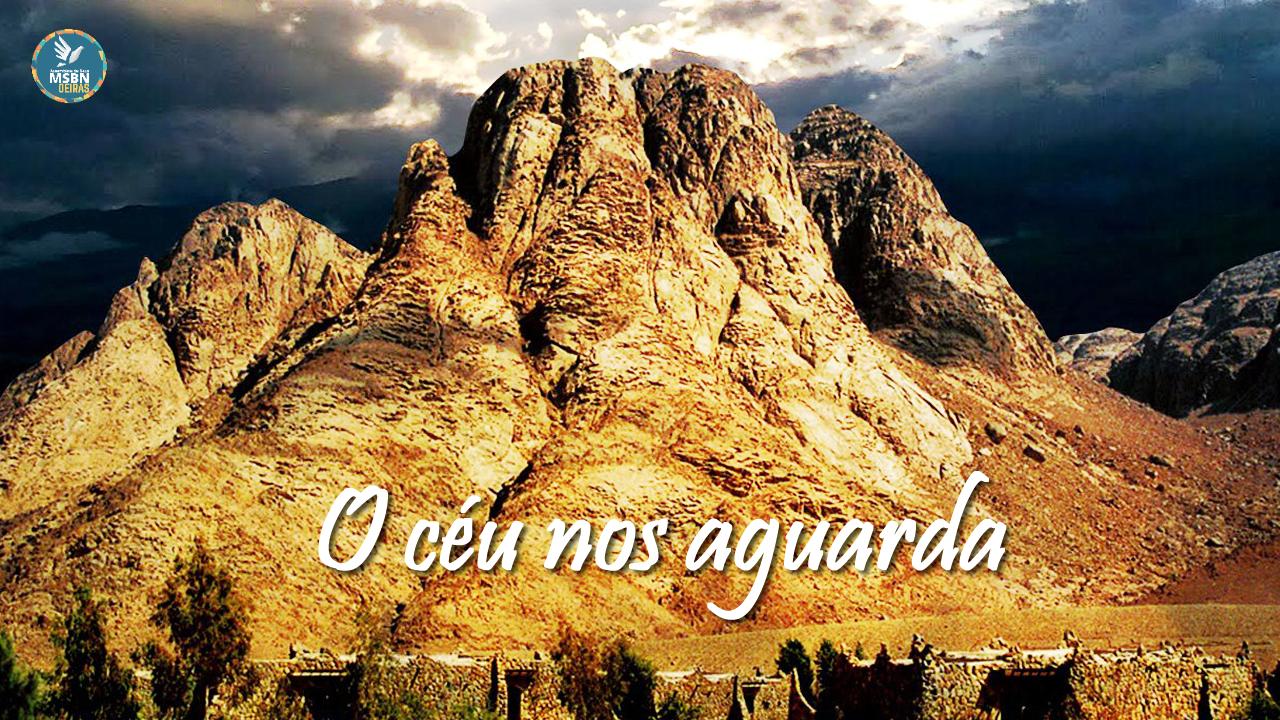 O CÉU NOS AGUARDA | Pr. Luis Pedro