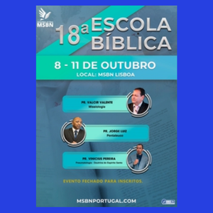18ª ESCOLA BÍBLICA