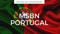 Comunicado MSBN - Estado de calamidade