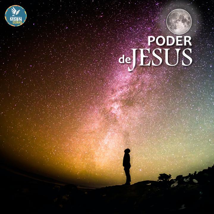 O PODER DE JESUS | Pb Jozias Pinto