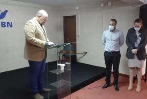 MSBN Cruz de Pau recebe novo dirigente