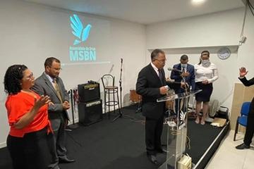 MSBN Torres Vedras e Silveira recebem novos pastores